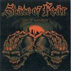 STĀTE OF FEÄR Live In Monterrey album cover