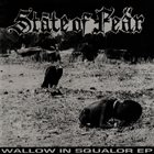 STĀTE OF FEÄR Wallow In Squalor EP album cover