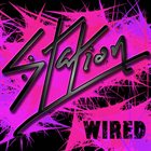 STATION (NY) Wired album cover