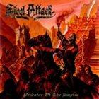 STEEL ATTACK Predator of the Empire album cover