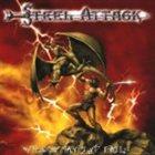 STEEL ATTACK Where Mankind Fails album cover