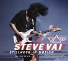 STEVE VAI Stillness In Motion: Vai Live In L.A. album cover