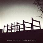 STONE ANGELS Live E.P 2015 album cover