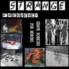 STRANGE FREQUENCY Grave Robbing For Morons album cover