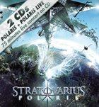 STRATOVARIUS Polaris + Polaris Live album cover