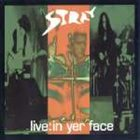 STRAY Live: In Yer Face! album cover
