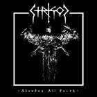 STRIGOI Abandon All Faith album cover