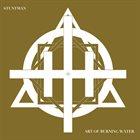 STUNTMAN Stuntman / Art Of Burning Water album cover