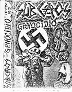 SUBCAOS Genocidio album cover
