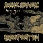 SUBLIME CADAVERIC DECOMPOSITION Raping Angels in Hell album cover