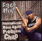 SUICIDAL TENDENCIES Schizophrenic Born Again Problem Child album cover
