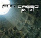 SUN CAGED Dominion album cover