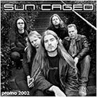 SUN CAGED Promo 2002 album cover