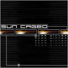 SUN CAGED Scar Winter album cover