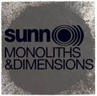 SUNN O))) Monoliths & Dimensions album cover