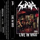 SURRA Live in Vigo - Bootleg Oficial album cover