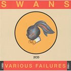 SWANS Various Failures 1988-1992 album cover