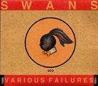 SWANS Various Failures 1988-1992 album cover