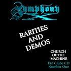 SYMPHONY X Rarities And Demos album cover