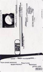 TAINT Rough Recordings 1996 album cover