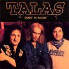 TALAS Doin' It Right album cover