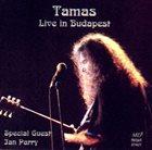 TAMÁS SZEKERES Live In Budapest album cover