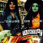 TANKCSAPDA ...'Cause For Sale album cover
