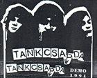 TANKCSAPDA Demo 1991 album cover