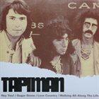 TAPIMAN The Singles album cover