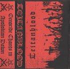 TEITANBLOOD Genocide Chants to Apolokian Dawn album cover