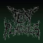 TEN PLAGUES Demo album cover