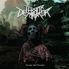 TERROR DETONATOR Awake The Victims album cover