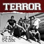 TERROR Live By The Code album cover