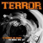 TERROR No Regrets No Shame: The Bridge Nine Days album cover