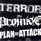 TERROR Terror / The Promise / Plan Of Attack album cover