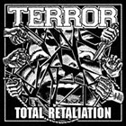 TERROR Total Retaliation album cover