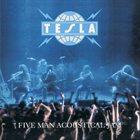 TESLA Five Man Acoustical Jam album cover