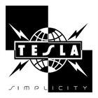 TESLA Simplicity album cover