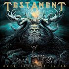 TESTAMENT Dark Roots Of Earth album cover