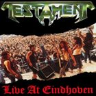 TESTAMENT Live at Eindhoven album cover