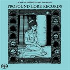 THE ATLAS MOTH Label Showcase - Profound Lore Records album cover