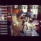 THE CENTRAL We Hate Metal album cover
