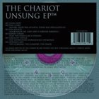 THE CHARIOT Unsung EP album cover