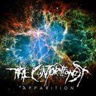 THE CONTORTIONIST Apparition album cover