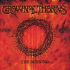 THE CROWN The Burning album cover