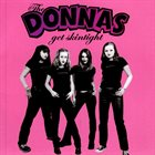 THE DONNAS Get Skintight album cover