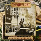 THE EFFORT Wartime Citizens album cover