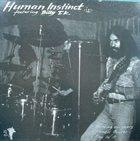HUMAN INSTINCT 1969 - 1971 album cover