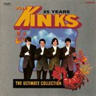 THE KINKS 25 Years: The Ultimate Collection album cover