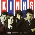 THE KINKS BBC Sessions 1964-1977 album cover